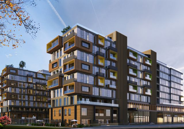 Damas Project D-093 in Istanbul - Exterior picture 01