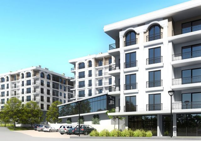 Damas Project D-083 in Istanbul - Exterior picture 01