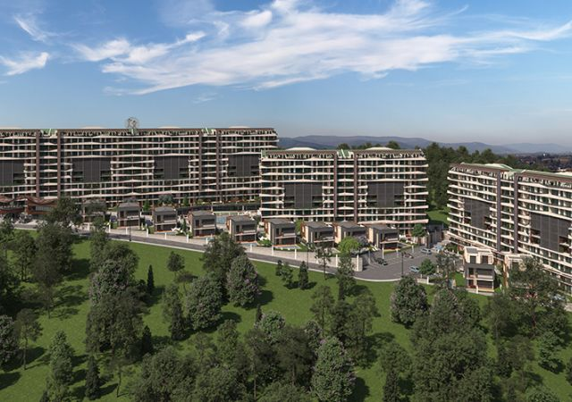 Damas Project D-508 in kocaeli - Exterior picture 01