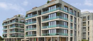 Damas Project D-260 in Istanbul - Exterior picture 01