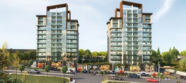 Damas Project D-251 in Istanbul - Exterior picture 01