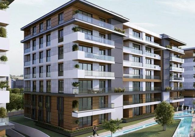 Damas Project D-267 in Istanbul - Exterior picture 01