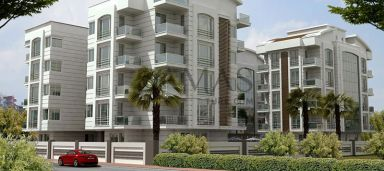 Damas 605 Project in Antalya - exterior picture 02