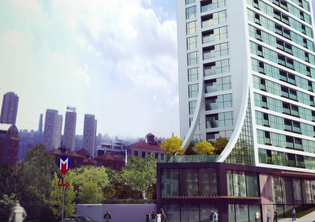 Damas Project D-080 in Istanbul - Exterior picture 01