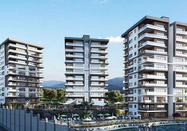 Damas Project D-413 in Trabzon - Exterior picture 01