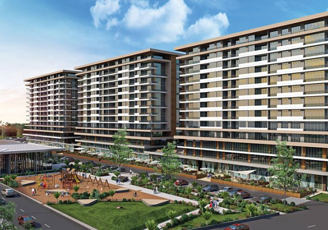 Damas Project D-170 in Istanbul - Exterior picture  01