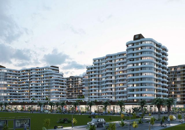 Istanbul Property - Turkey Real Estate - DS216 || damas.net 01