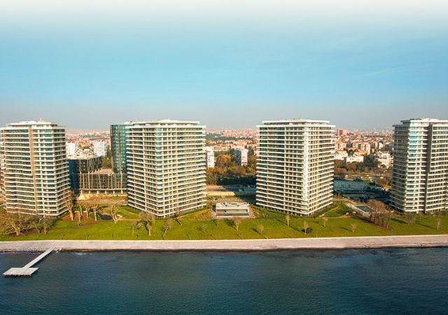 Damas Project D-296 in Istanbul - Exterior picture 01