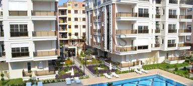 Damas 606 Project in Antalya - exterior picture 03