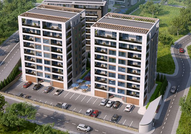 Damas Project D-307 in Bursa - Exterior picture  01