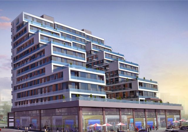 Damas Project D-092 in Istanbul - Exterior picture 01