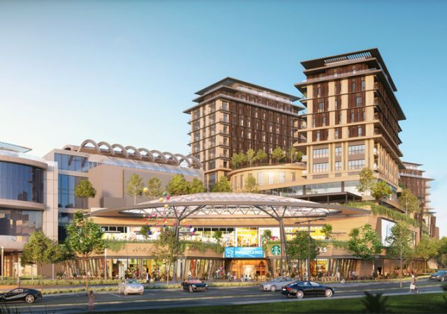 Damas Project D-281 in Istanbul - Exterior picture 01