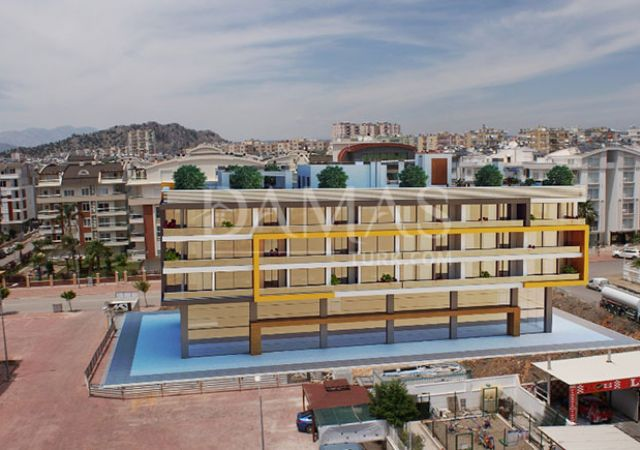 Antalya Property - Damas 601 Project in Antalya - exterior picture 01
