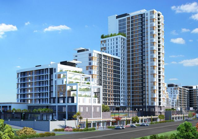 Damas Project D-178 in Istanbul - Exterior picture  01