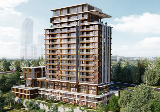 Damas Project D-839 in Istanbul - Exterior picture 01