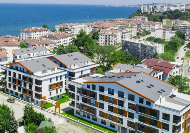 Damas Project D-380 in Yalova- Exterior picture 01