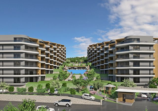 Damas Project D-313 in Bursa - Exterior picture  01