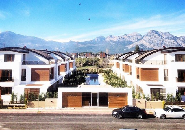 Damas Project D-609 in Antalya - Exterior picture 01