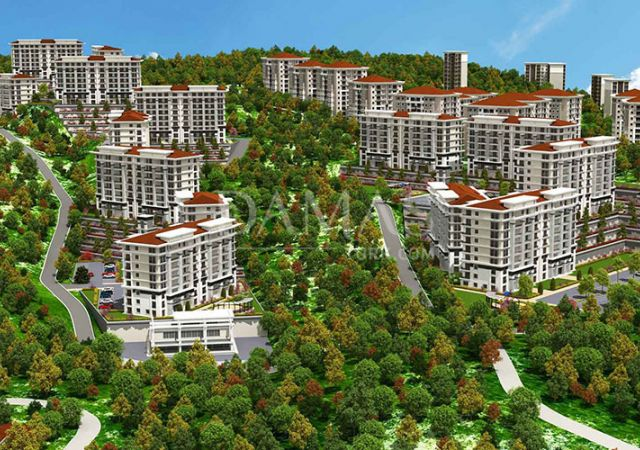 Trabzon Property - Damas 401 Project in Trabzon - exterior picture 01
