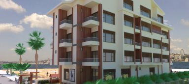 Damas Project D-375 in Yalova - Exterior picture 01
