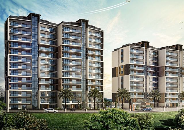 Trabzon Property - Damas 407 Project - Exterior Picture 01