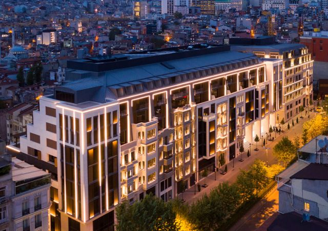 Damas Project D-297 in Istanbul - Exterior picture 01