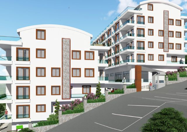 Damas Project D-377 in Yalova - Exterior picture 01