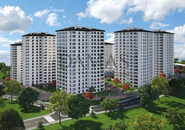 investment Trabzon - Damas 405 Project in Trabzon - exterior picture 01