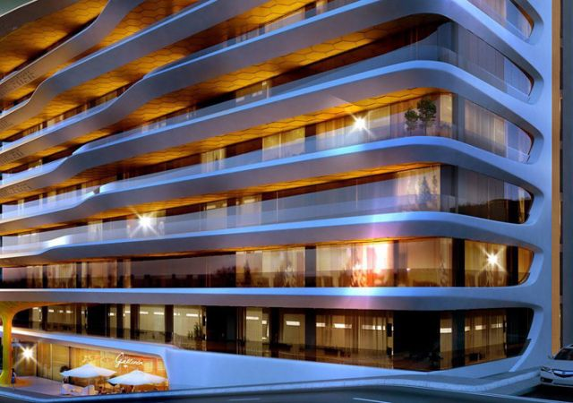 Damas Project D-081 in Istanbul - Exterior picture 01