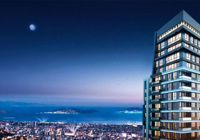 Damas Project D-287 in Istanbul - Exterior picture 01