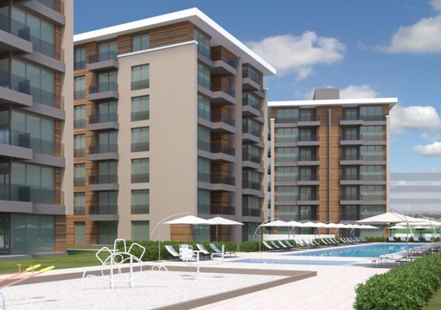 Damas Project D-608 in Antalya - Exterior picture 01