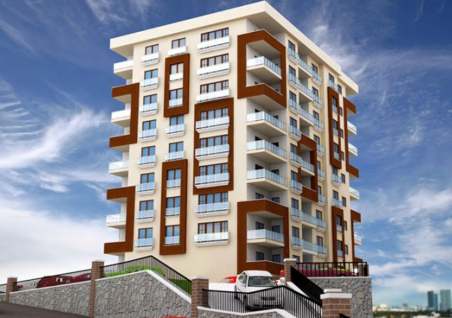 Trabzon Property - Damas 408 Project - Exterior Picture 01