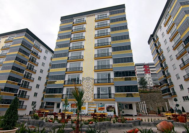 Damas Project D-417 in Trabzon - Exterior picture 01