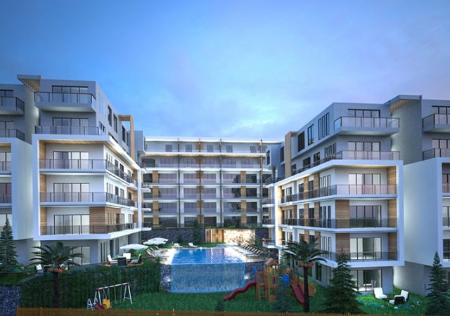 Damas Project D-312 in Bursa - Exterior picture  01