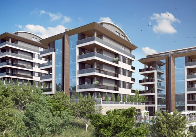 Damas Project D-315 in Bursa - Exterior picture  01