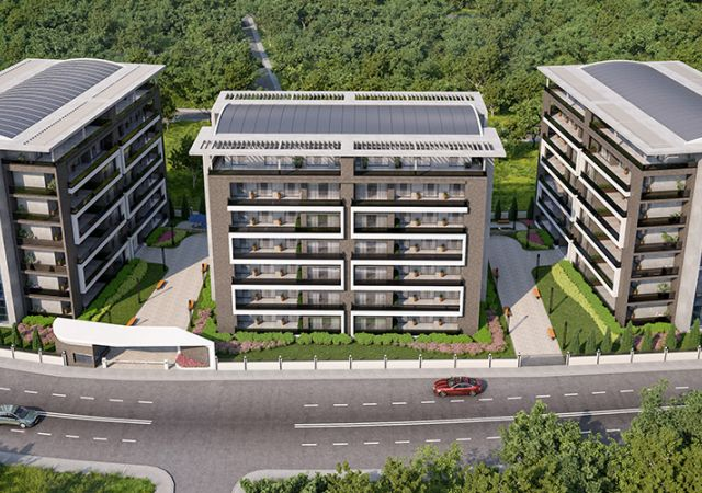 Damas Project D-310 in Bursa - Exterior picture  01