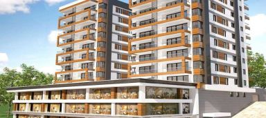 Damas Project D-414 in Trabzon - Exterior picture 01
