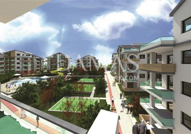 apartments prices in bursa - Damas 204 Project in bursa - exterior picture 01