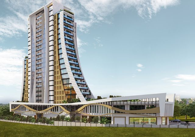 Damas Project D-274 in Istanbul - Exterior picture 01