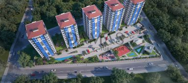 Damas 403 Project in Trabzon - exterior picture