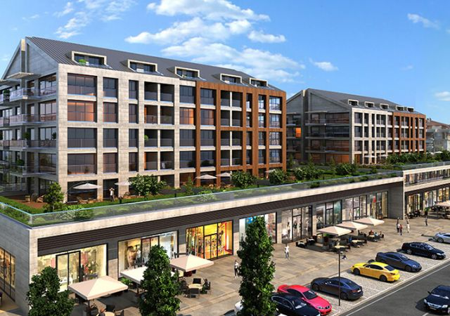 Damas Project D-235 in Istanbul - Exterior picture  01