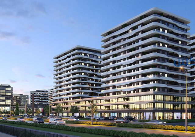 Damas Project D-308 in Bursa - Exterior picture  01