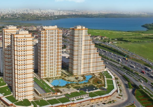 Damas Project D-107 in Istanbul - Exterior picture 01