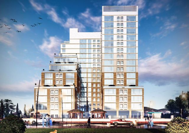 Damas Project D-192 in Istanbul - Exterior picture  01