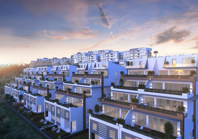 Damas Project D-505 in kocaeli - Exterior picture  01