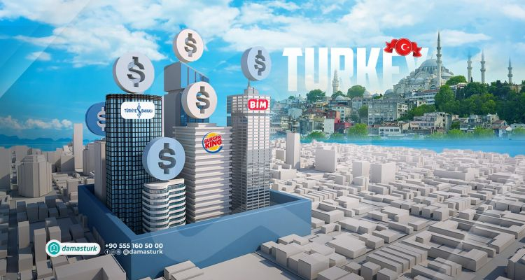 conditions for the success of your investment in shops in Turkey | damasturk Real Estate 01