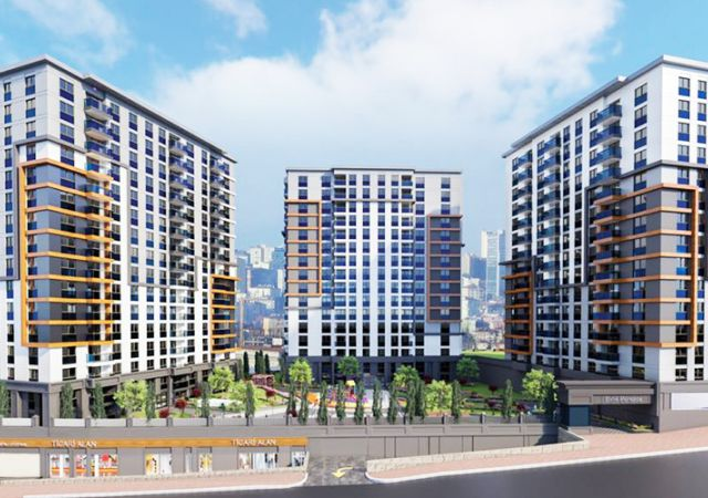 Damas Project D-211 in Istanbul - Exterior picture  01