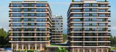 Damas Project D-318 in Bursa - Exterior picture 01