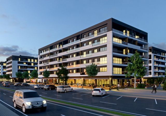Damas Project D-316 in Bursa - Exterior picture  01