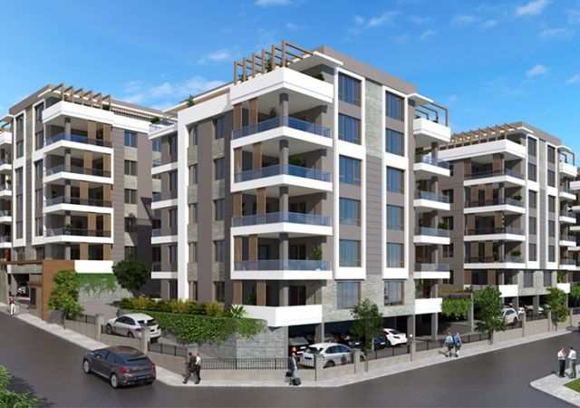 Damas Project D-322 in Bursa - Exterior picture 01